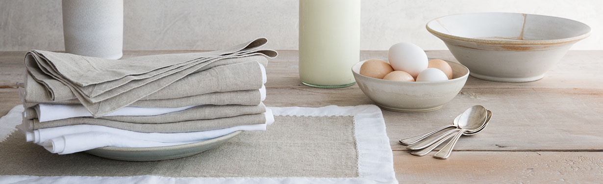 Eat U0026 Entertain With Natural Organic Table Linens For A Modern Or  Traditional Tablescape.