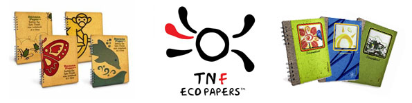 TNF EcoPapers - The Banana Paper Company - Tree Free Paper Products