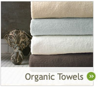 Shop Loop Organic Cotton Bath Towels