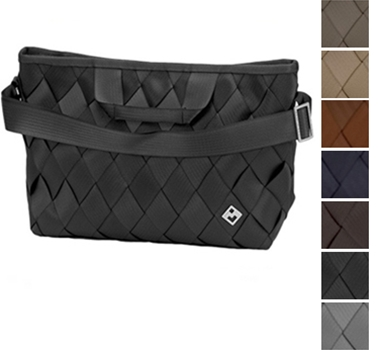 Maggie Bags Eco-friendly Recycled Seatbelt Laptop Bag Home Coupons