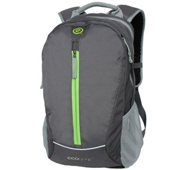 EcoGear Mohave Tui II Recycled Backpack in Charcoal