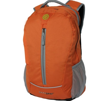 EcoGear Mohave Tui II Recycled Backpack in Burnt Sienna