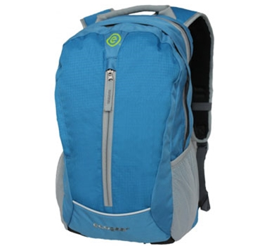 EcoGear Mohave Tui II Recycled Backpack in Aqua Blue
