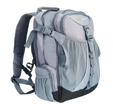 EcoGear Bighorn II Recycled Backpack in Charcoal