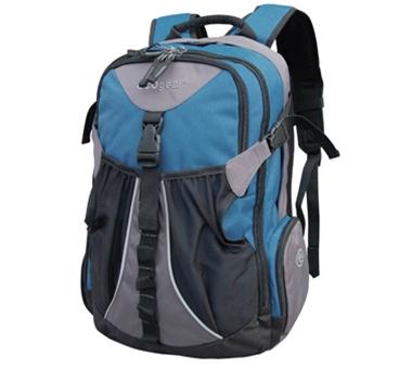 EcoGear Bighorn II Recycled Backpack in Aqua Blue