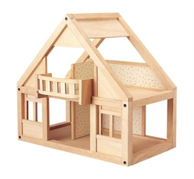 Plan Toys Eco-Friendly 'My First' Dollhouse