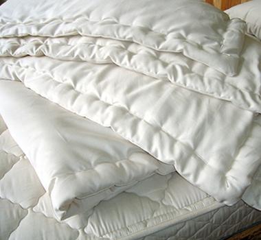 Holy Lamb Organics Cotton Amp Wool Organic Comforter In