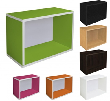 Way Basics Eco-Friendly Storage Rectangles Plus