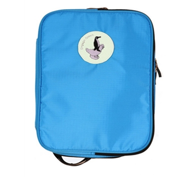 Engage Green Recycled PET iPad Bag in Aquamarine