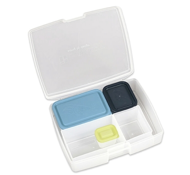 Bento Box-Classic 6 Pc. Set in Beach