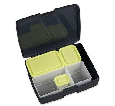 Bento Box-Classic 6 Pc. Set in Night/Pear