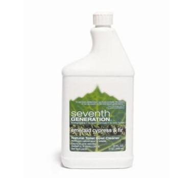 Seventh Generation Emerald Cypress & Fir Toilet Bowl Cleaner