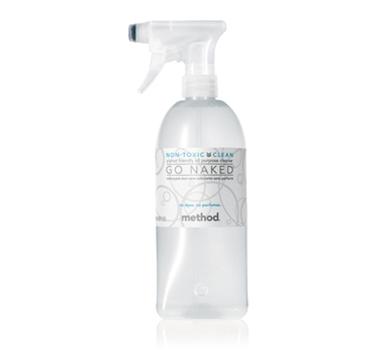 Method Go Naked All Purpose Cleaner Spray