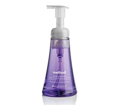 Method Biodegradable Lavender Foaming Hand Wash