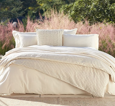 Coyuchi Organic Cotton U0026 Linen Birch Bedding