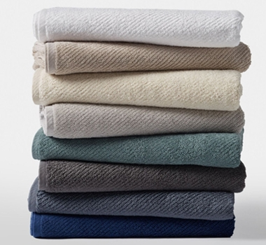 Organic Cotton Towels | Bamboo Bathroom Towels