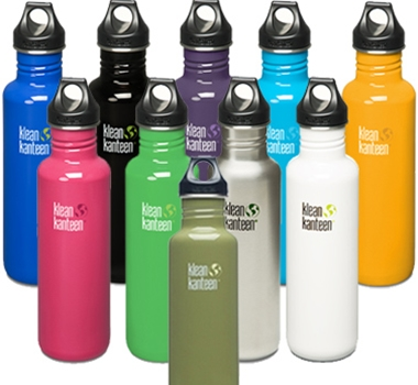 27oz (800ml) Klean Kanteen Water Bottle (Orig. $17.95 - $19.95, On Sale $15.95 - $17.95)