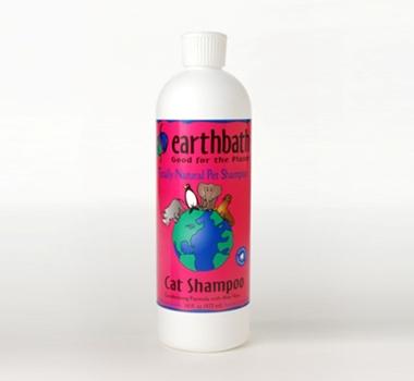 Earthbath Eco-friendly Cat Shampoo & Conditioner In One