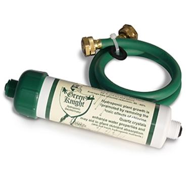 Garden Hose Dechlorinating Filter | Organic Gardening Supplies