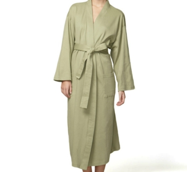 Unisex | Cotton | Fiber | Robe | Bath