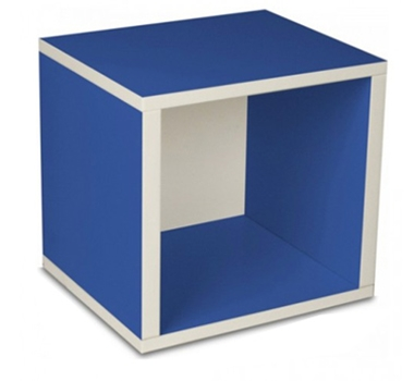 Storage Cube in Blue