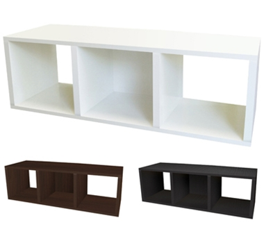 Triple Cubby Storage Benches ($69.99)