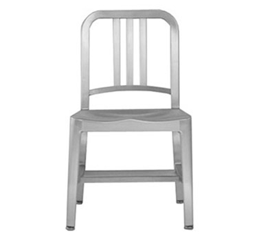 Kids Navy Chair By Emeco