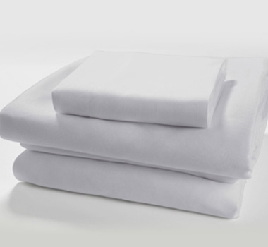 Organic Cotton Sateen Sheet Set - King