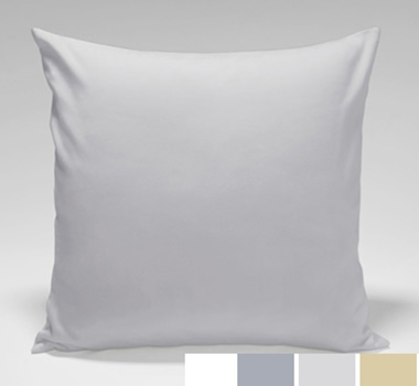 Live Good Organic Cotton Solid Decorative Pillows