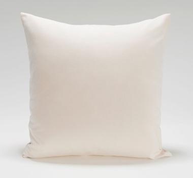 Live Good Organic Cotton Solid Canvas Decorative Pillows
