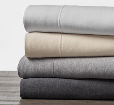 Coyuchi Organic Cotton Jersey King Sheet Sets