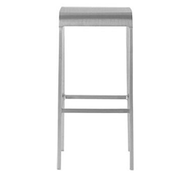 Aluminum Counter Stool / Stackable Counter Stool