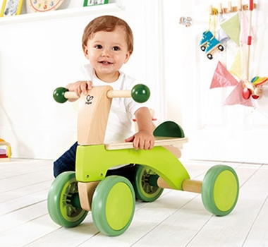 Hape Toys Eco Friendly Scoot Around Scooter