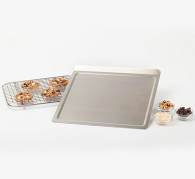 360 Cookware Stainless Steel Cookie Sheet - Small