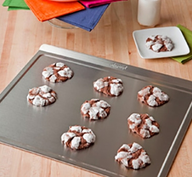 360 Cookware Stainless Steel Cookie Sheet - Large
