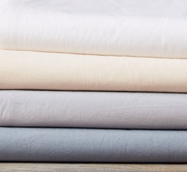 Coyuchi Organic Cotton 220 Percale Shams