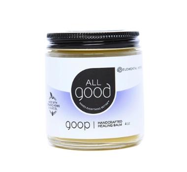 All Good organic healing balm, zero waste packaging, healing balm, teacher appreciation gift