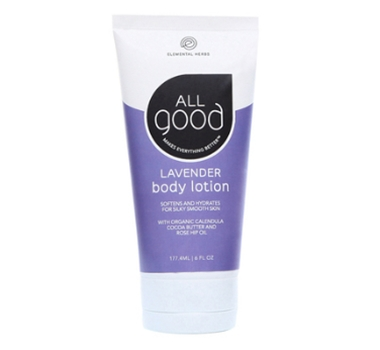 All Good Lavender Body Lotion