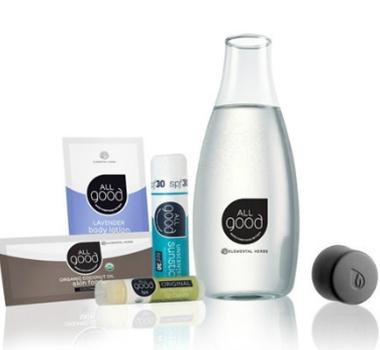 All Good Glass Water Bottle Set