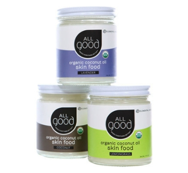 All Good Coconut Oil - 3 Pack