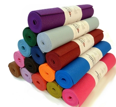 Eco-Friendly Deluxe Yoga Mats