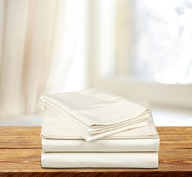 Ultimate Green USDA Certified 100% Organic Pima Cotton Sateen Sheets