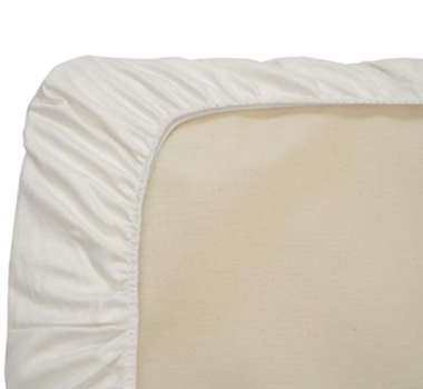 Ultimate Green USDA Certified 100% Organic Pima Cotton Sateen Crib Sheets - 3 Pack Saver
