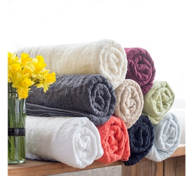 Bambeco Organic Cotton 1000 Gram Bath Mats