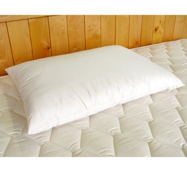 Holy Lamb Organic Cotton & Natural Wool Bed Pillows - Child Size