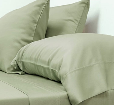Cariloha Classic Bamboo Bed Sheet Set -Sage
