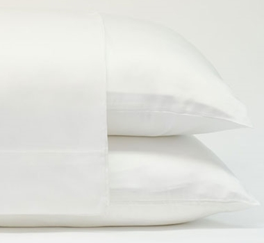 Cariloha Classic Bamboo Bed Sheet Set -White