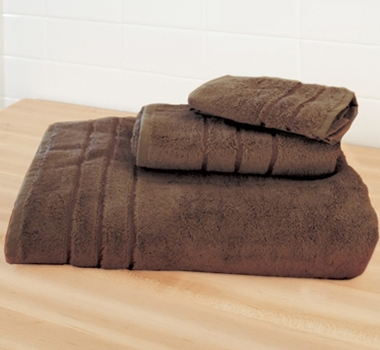 Cariloha Bamboo Bath Towel Set - Almond Truffle