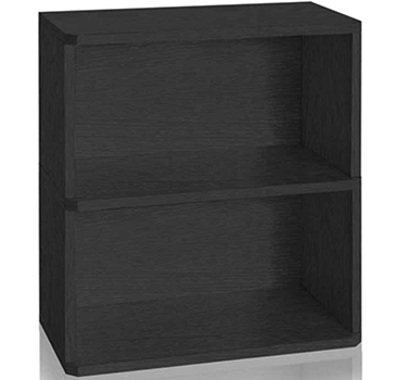 Eco Friendly Webster 2-Shelf Bookcase