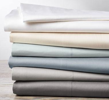 Coyuchi Certified Organic Sateen Pillow Shams